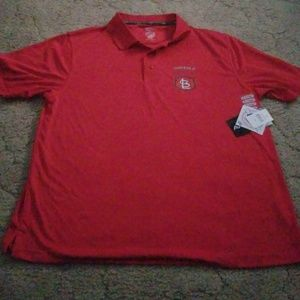 Other - Dynasty St.louis cardinals polo